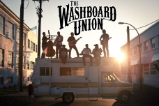 The Washboard Union are preparing to release their self-titled debut album in 2012.